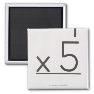 23972414 2 INCH SQUARE MAGNET