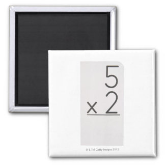 23972428 2 INCH SQUARE MAGNET