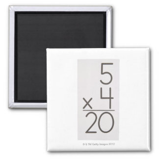 23972433 2 INCH SQUARE MAGNET