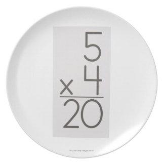 23972433 DINNER PLATE