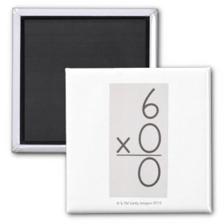23972445 2 INCH SQUARE MAGNET