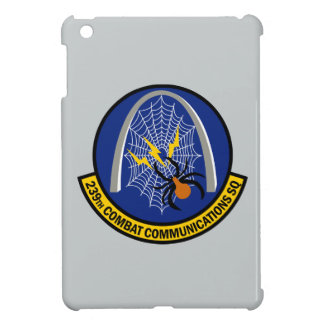 239th Combat Communications Squadron iPad Mini Case