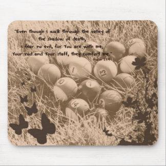 23:4 del salmo alfombrillas de ratones