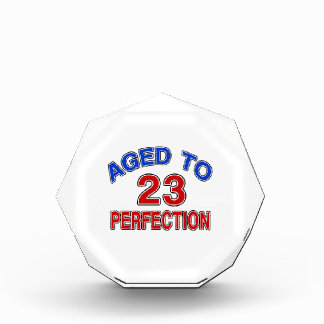 23 Aged To Perfection Award