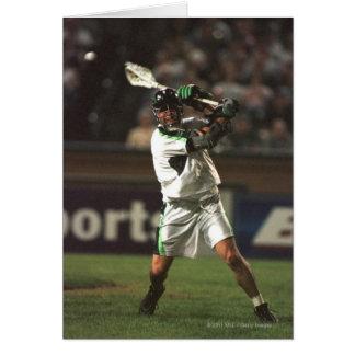 23 Aug 2001: Paul Gait #3 takes a reverse shot Card