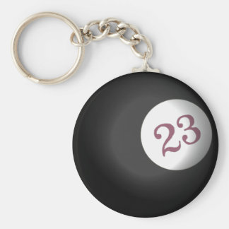 23 Ball of Chaos Basic Round Button Keychain