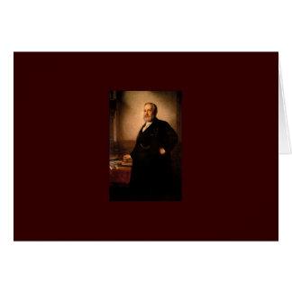 23 Benjamin Harrison Card