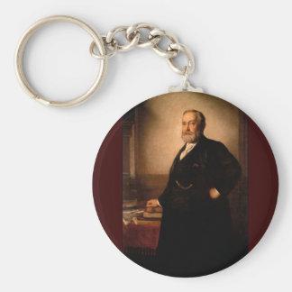 23 Benjamin Harrison Keychain