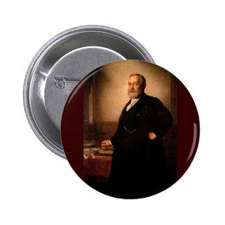 23 Benjamin Harrison Pinback Button