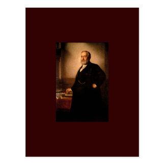 23 Benjamin Harrison Postcard