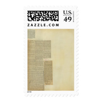 23 Clippings Stamp