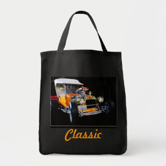 '23 Ford Model T Roadster Grocery Tote Bag