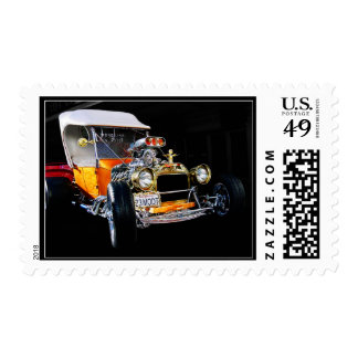 '23 Ford Model T Roadster Stamps