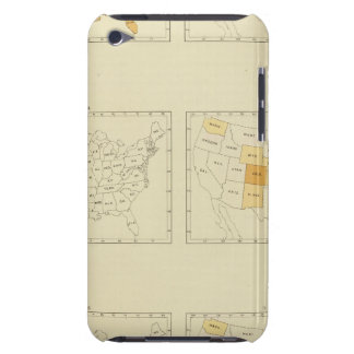 23 Interstate migration 1890 ALCT iPod Case-Mate Cases