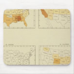 23 Interstate migration 1890 ALCT Mouse Pad