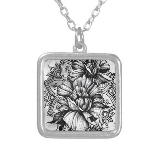 23.jpg silver plated necklace