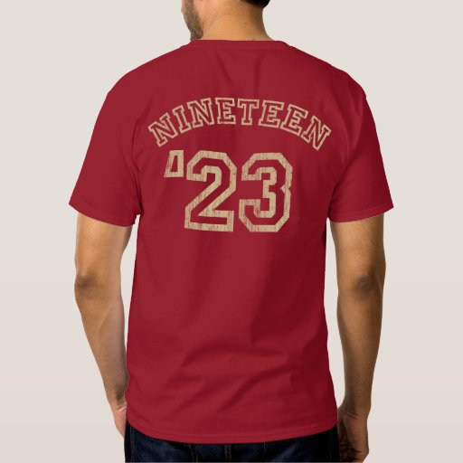 '23 Nineteen (vintage) Tee Shirt