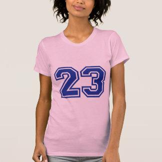 23 - número playera