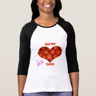 23 One Hot Tomato T Shirt