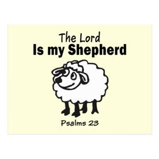 23 Psalm Postcard