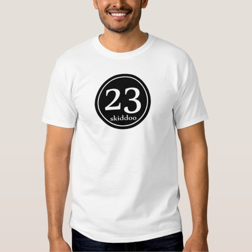 23 Skiddoo T-Shirt