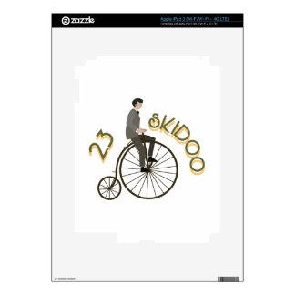 23 Skidoo iPad 3 Decal
