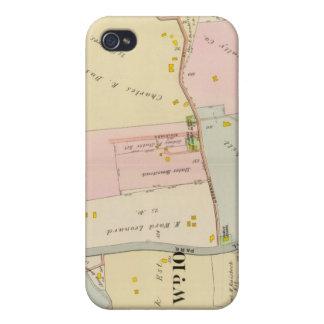 23 Yonkers iPhone 4 Carcasa