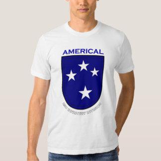 23d camiseta del remiendo de hombro de los Bde de Playeras