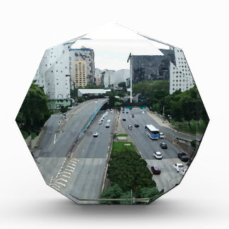 23demaio avenue São Paulo Acrylic Award