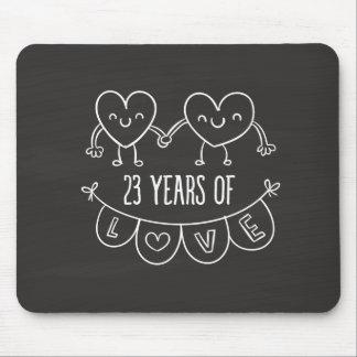 23rd Wedding Anniversary T-Shirts, 23rd Anniversary Gifts
