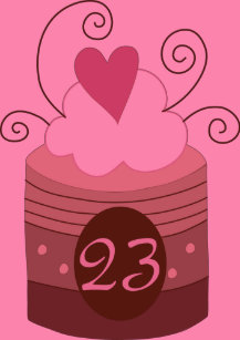 23rd Birthday Gift Ideas For Her T Shirt