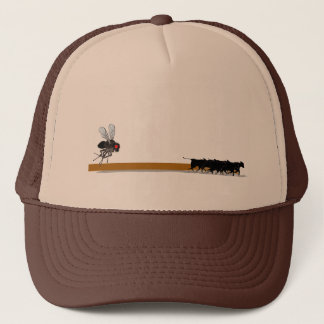 23rd Century Cattle Rustler Trucker Hat
