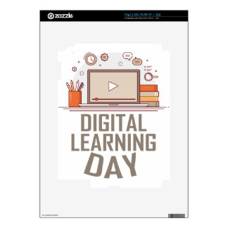 23rd February - Digital Learning Day iPad 2 Decals