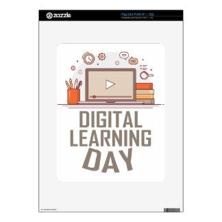 23rd February - Digital Learning Day iPad Skins