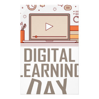 23rd February - Digital Learning Day Stationery