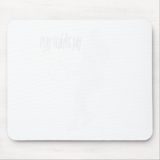 23rd February Play Tennis Day - Appreciation Day Mouse Pad