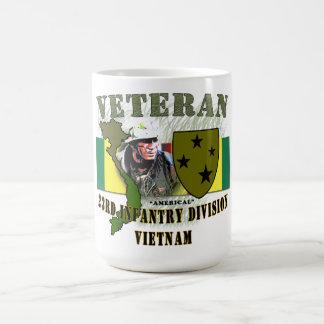 23rd Inf Div (Americal)-Vietnam (no CIB) Classic White Coffee Mug