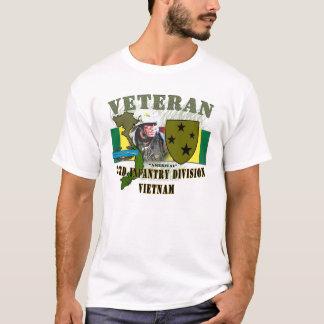 23rd Inf Div (Americal) - Vietnam (w/CIB) T-Shirt