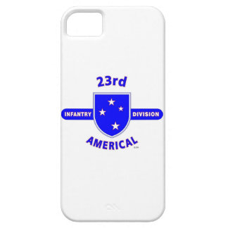 """23RD INFANTRY DIVISION """"AMERICAL"""" PRODUCTS iPhone 5 COVER"""