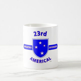"""23RD INFANTRY DIVISION """"AMERICAL"""" PRODUCTS COFFEE MUG"""