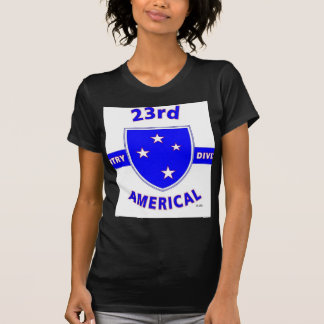 """23RD INFANTRY DIVISION """"AMERICAL"""" PRODUCTS T-Shirt"""