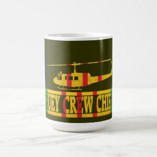 23rd Infantry Division UH-1 Huey Crew Chief Mug