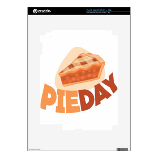 23rd January - Pie Day - Appreciation Day Skins For The iPad 2