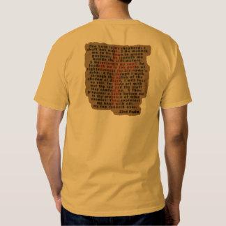 23rd Psalm Tee Shirt