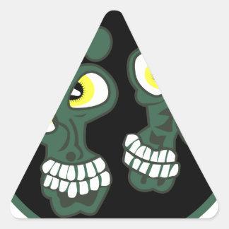 23rd SPECIAL TACTICS SQUADRON Triangle Sticker