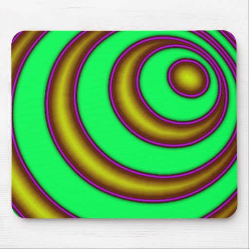 23rd Spiral Mouse Pad