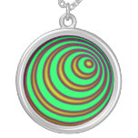 23rd Spiral Necklace