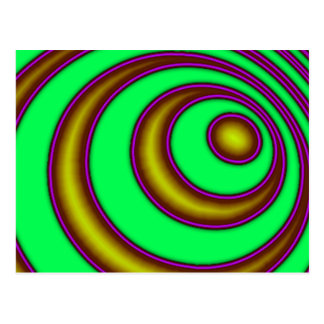 23rd Spiral Postcard