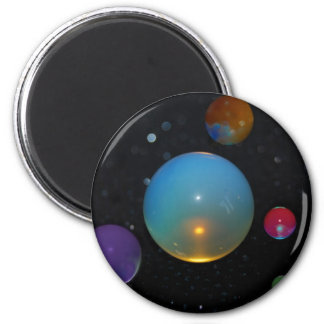 23rd Universe 2 Inch Round Magnet