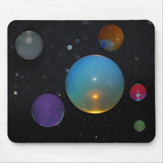 23rd Universe in Space Mouse Pad